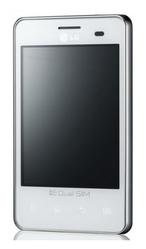 Смартфон LG Optimus L3 Dual E405 (White) WH